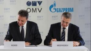 Gazprom și OMV