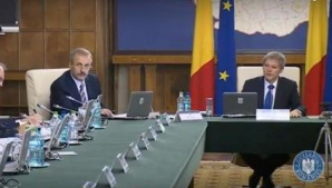 Guvernul demite prefecţii judeţelor Giurgiu, Vâlcea, Hunedoara şi Vrancea