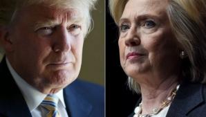 Alegeri SUA. Hillary Clinton şi Donald Trump, favoriţi pentru câştigarea primarelor din New York