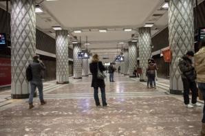 Secretul uimitor din staţia de metrou Politehnica. Ce nu ştiu românii care zilnic păşesc pe acolo
