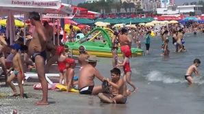 Fără comerţ ambulant şi fără ponei pe plaje, la vară, în Mamaia
