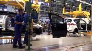 Angajaţii uzinei Ford din Craiova, în şomaj tehnic