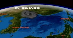 Supervulcanul Paektu