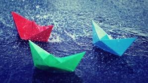 Vremea schimbă foaia: ploi şi vijelii. Prognoza pe trei zile