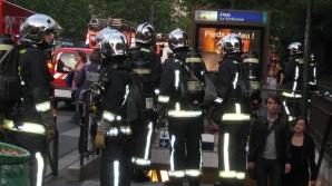 Explozie puternică într-un imobil din Franţa, cauzată probabil de o tentativă de suicid cu gaz