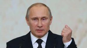 """Putin: Armata siriană, capabilă de """"ofensive de amploare"""", în pofida retragerii trupelor ruse"""