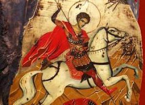 Sfântul Gheorghe 23 aprilie. Legenda Sf. Gheorghe. De ce nu este bine să dormim în această zi