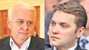 Dan Şova şi Viorel Hrebenciuc, audiaţi ca martori, la DIICOT, într-un dosar de crimă organizată