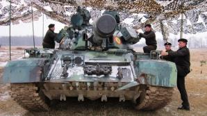 Armata Română are planuri de înzestrare. MApN vrea să cumpere tancuri şi lansatoare de rachete / Foto: Arhiva