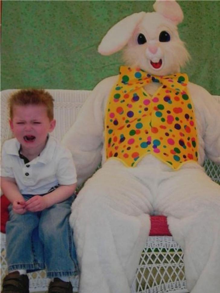 Cele mai penibile, dar amuzante, fotografii de Paşte