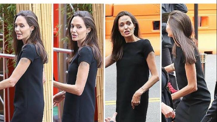 Angelina Jolie e în mare pericol. Ar putea muri în orice moment