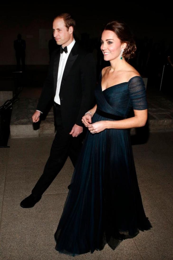 Prințul William și Kate Middleton aniversează, vineri, 5 ani de căsnicie. Mariajul lor, în imagini