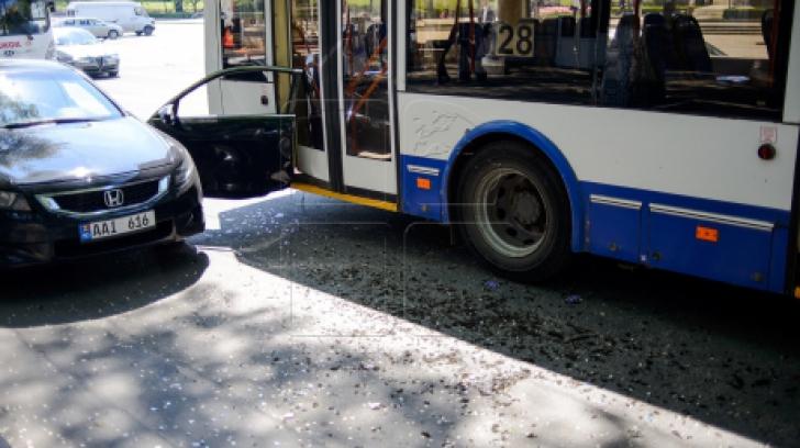 Pedeapsa primită de un şofer care a parcat neregulamentar