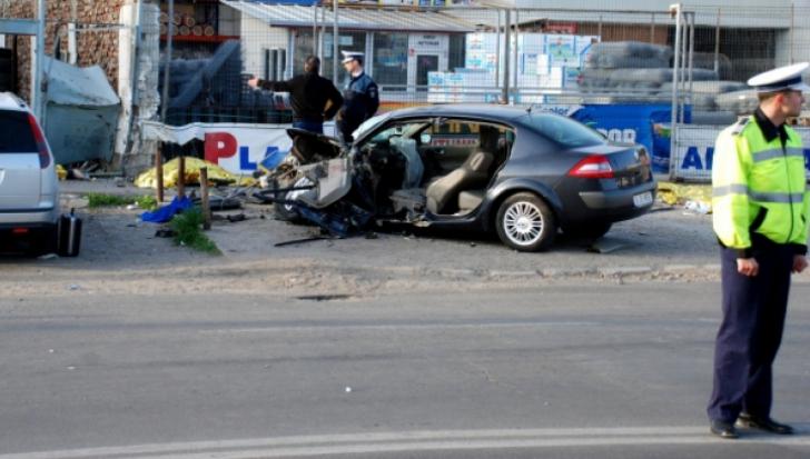 Şoferul care a provocat accidentul de la Brăila, urmărit penal pentru ucidere şi vătămare din culpă