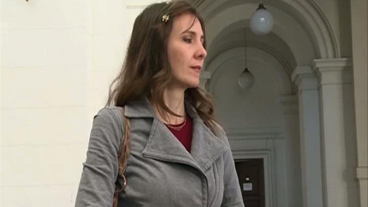 Ana-Maria Nedelcu, mama acuzată de răpire internaţională: Copilul nu poate fi luat cu forţa