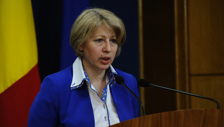 Ministrul Fondurilor Europene şi-a dat demisia. Aura Răducu pleacă din Guvern, la cererea lui Cioloş