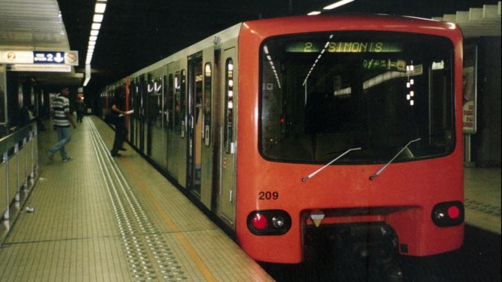 Capitala Belgiei revine la normal! Metroul circulă fără restricții de luni dimineață