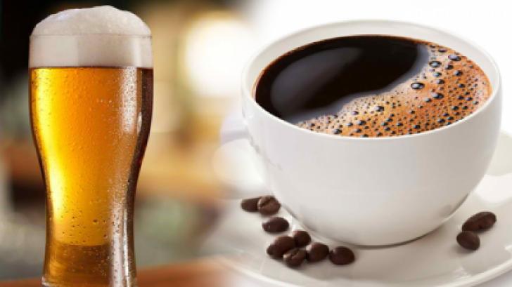 Cafea amestecată cu bere, la micul dejun. Rezultatul e incredibil
