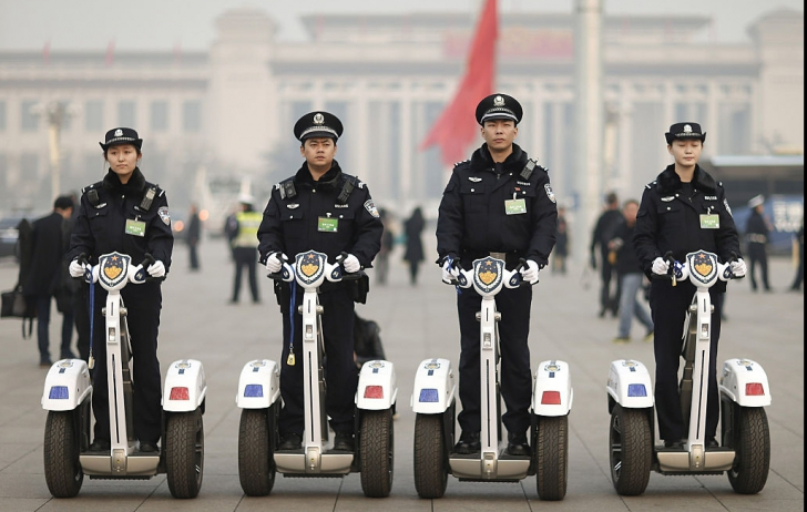 China și 1 aprilie