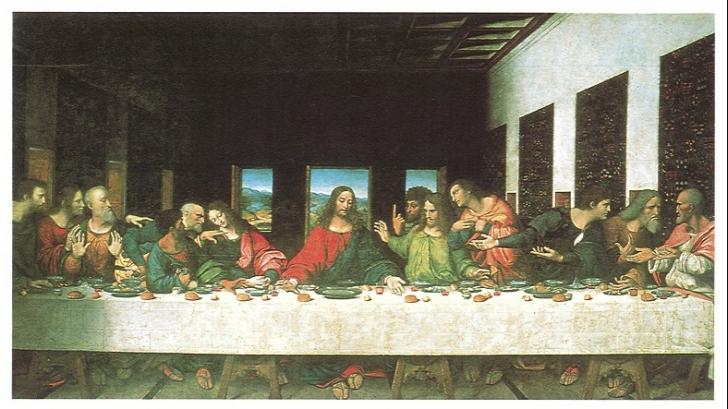 Săptămâna Mare. Ce a mâncat Iisus la Cina cea de Taină. Descoperirea este incredibilă
