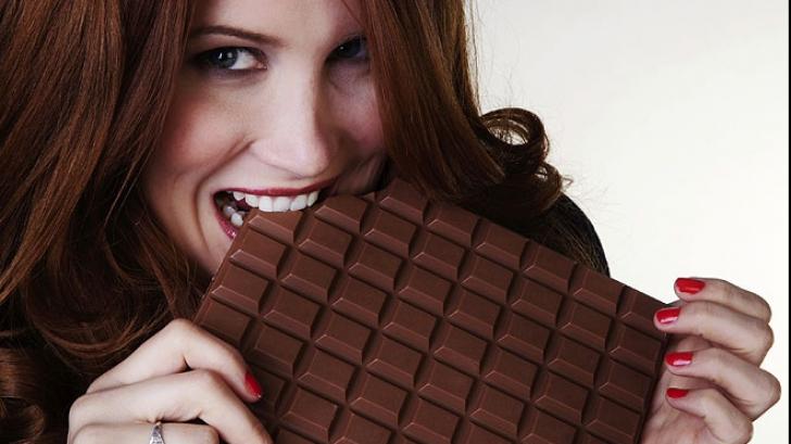 Ce se întâmplă dacă mănânci ciocolată în fiecare zi