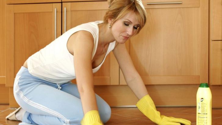 Curăţenia de PAŞTE. Patru paşi să faci rapid curăţenie de Paşte