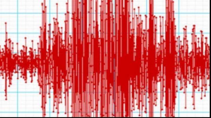Cutremur sâmbătă dimineaţă