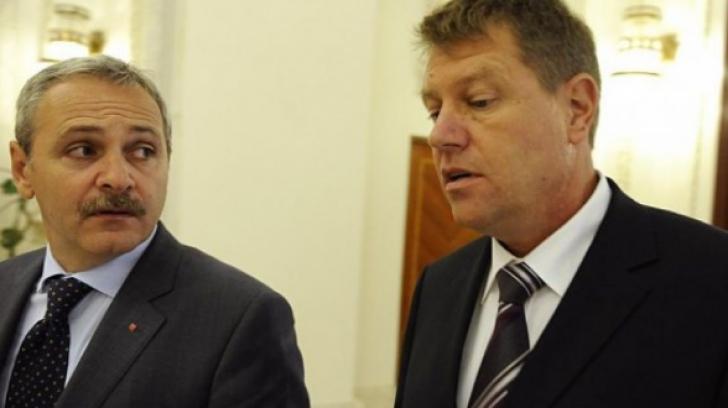 Iohannis: Nu am cerut demisia lui Dragnea, dar i-am spus că ar fi bine să o facă