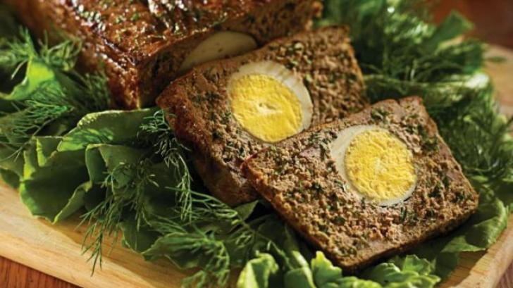REŢETĂ DROB DE MIEL. Aşa se face cel mai gustos drob de Paşte. Secretul ştiut de puţini bucătari
