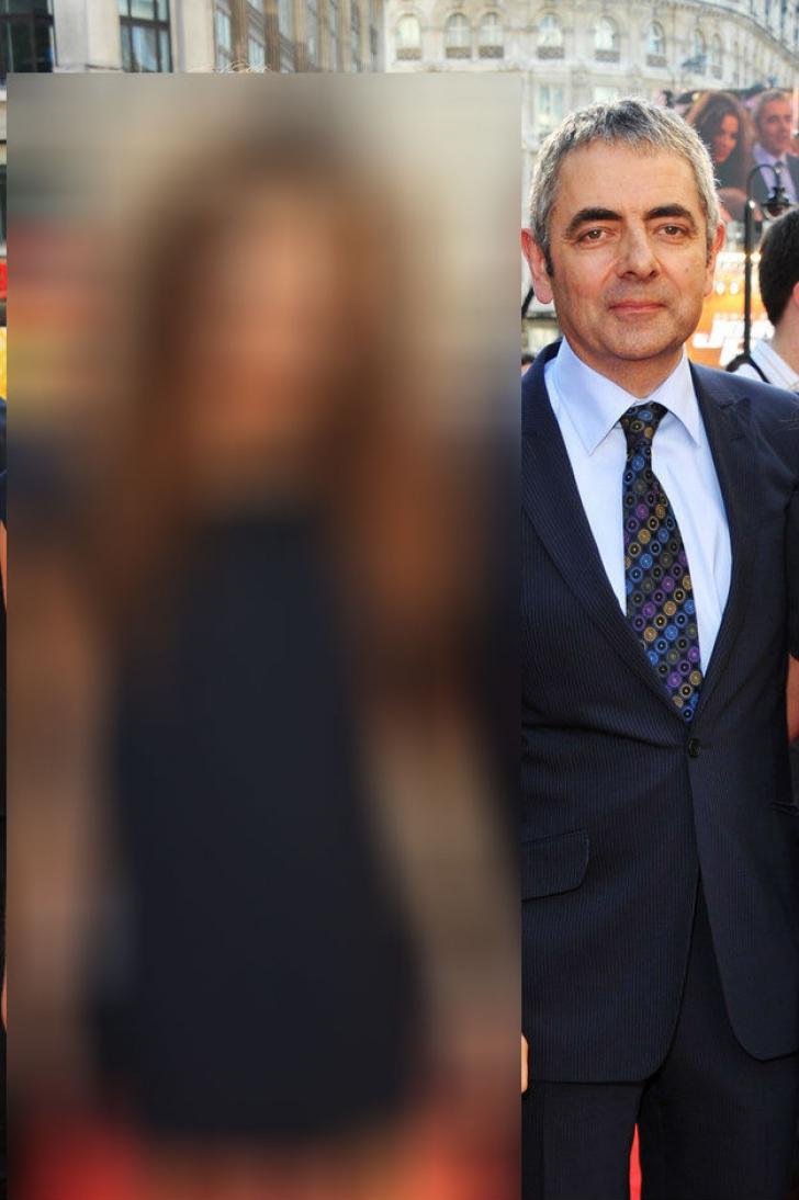 Toată lumea îl știe pe Mr. Bean, dar uite ce bombă sexy este fiica lui