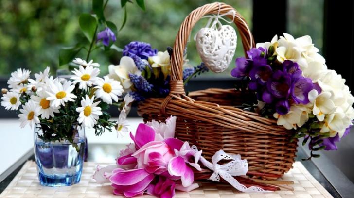 Ce flori să dăruieşt, în funcţie de zodie