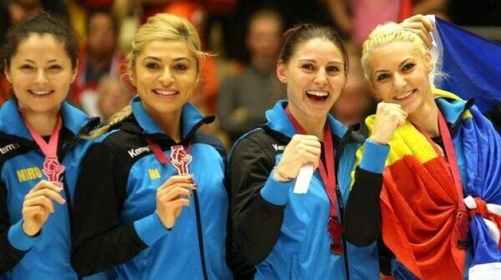Echipa de handbal feminin la Rio
