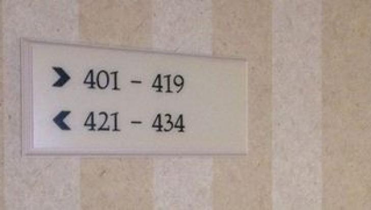 Multe hoteluri refuză să aiba camera numărul 420. Care este explicaţia