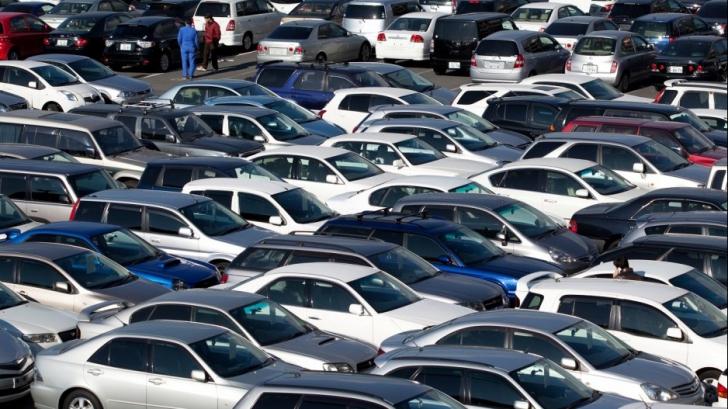 Piața auto din România a crescut în noiembrie, în timp ce Europa înregistrează a doua lună de declin