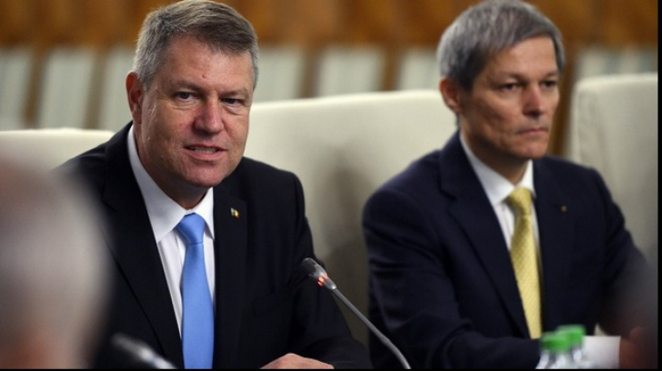 Întâlnirea Cioloş-Iohannis