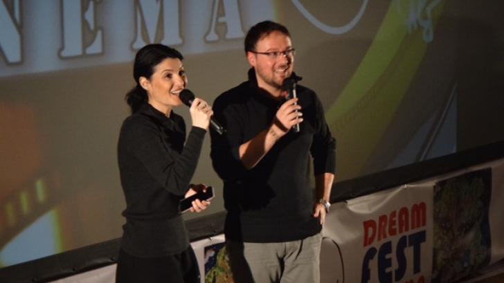 Doi actori străini s-au implicat în proiectul educativ-cultural Dream Fest Cinema de la București