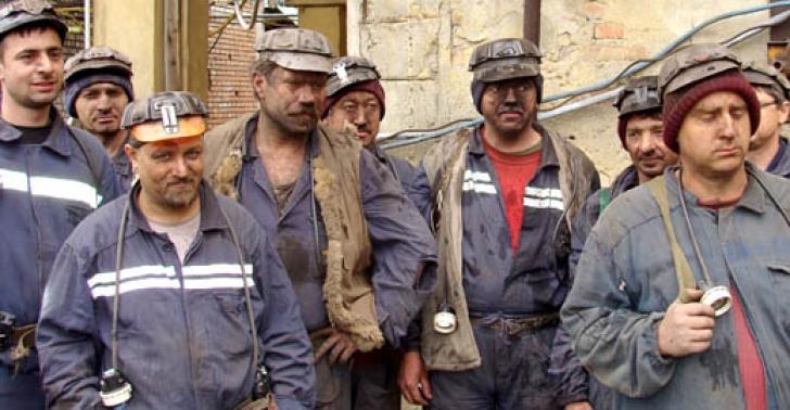 Mineri spre Capitala