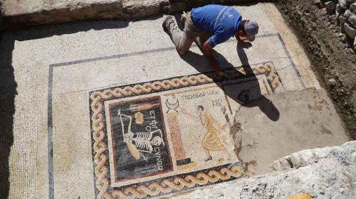 Mozaicul antic