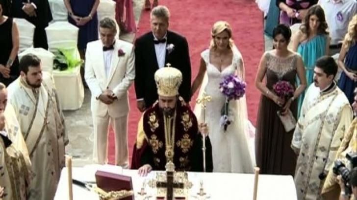 Cât de mult s-a schimbat Gabriela Firea de la nunta din 2011! Mai ştiţi cum arăta atunci?