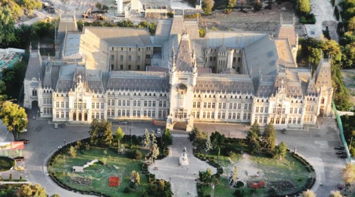 Palatul Culturii din Iaşi a fost redeschis. Cum arată după lucrările de 26 de milioane de euro