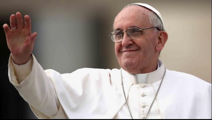 <p>Papa Francisc</p>