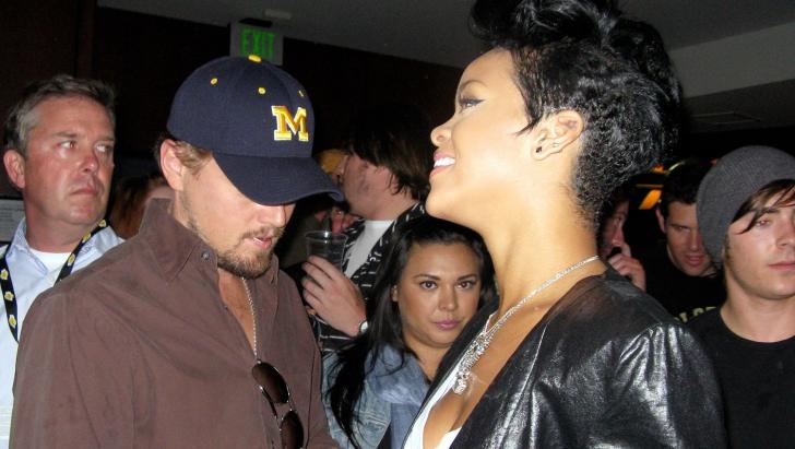 Rihanna se iubeşte cu Leo DiCaprio. Cei doi nu se mai ascund