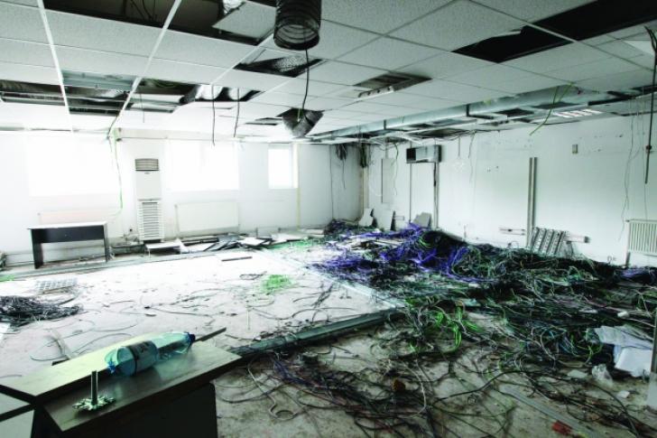 Cum arătau sediile Antenelor când au fost preluate de ANAF
