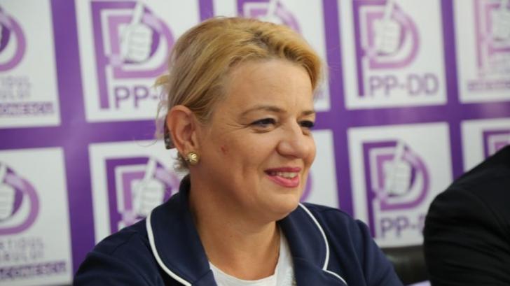Simona Man a fost eliberată din funcţia de secretar de stat la Ministerul Agriculturii