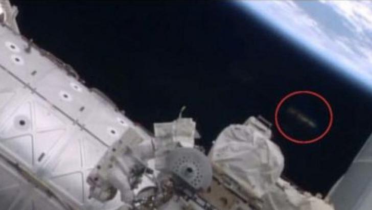 Ce a surprins NASA în imagini în afara Stației Spațiale. Detaliul care dă fiori privitorilor
