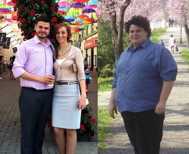 """Reuşita unui tânăr tenor, din Timişoara: de la 150 de kg, a ajuns la 85 kg-""""Nu există reţetă-minune"""""""