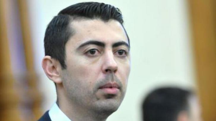 Deputatul PSD, Vlad Cosma audiat la DNA