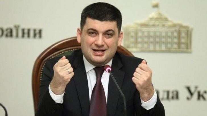 """Ucraina şi-a găsit premier. Este omul lui Poroşenko, dar este considerat """"curat"""""""
