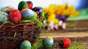 Cât timp se pot consuma ouăle fierte la Paşte
