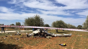 Încă o tragedie aviatică! Un avion s-a prăbuşit în Spania, în apropiere de graniţa cu Franţa